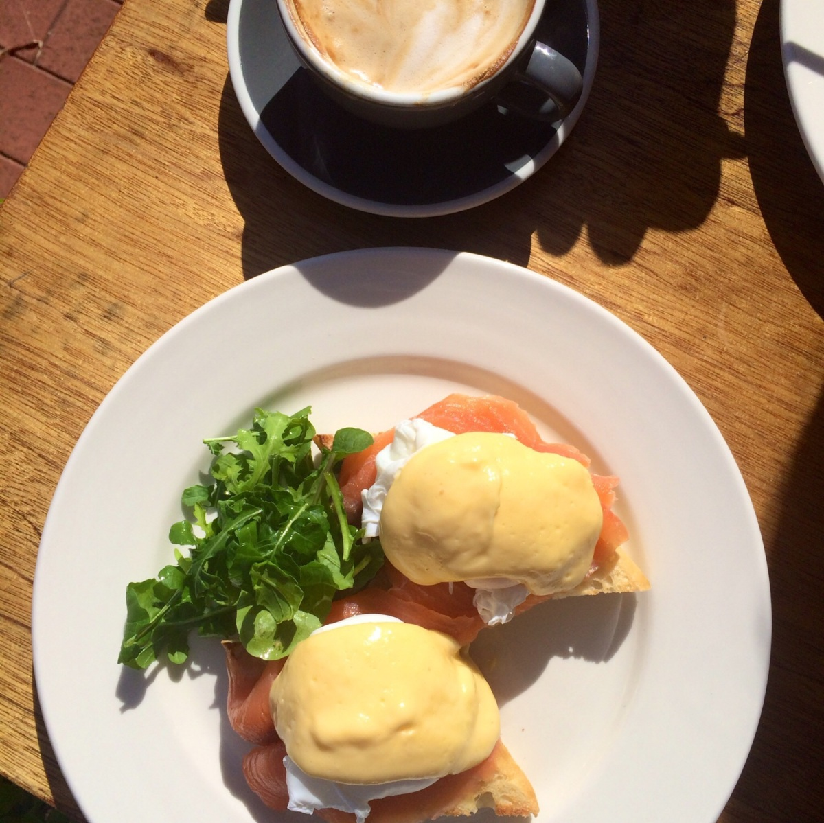 Brunch Club: George Street Cafe and Patisserie, Kensington