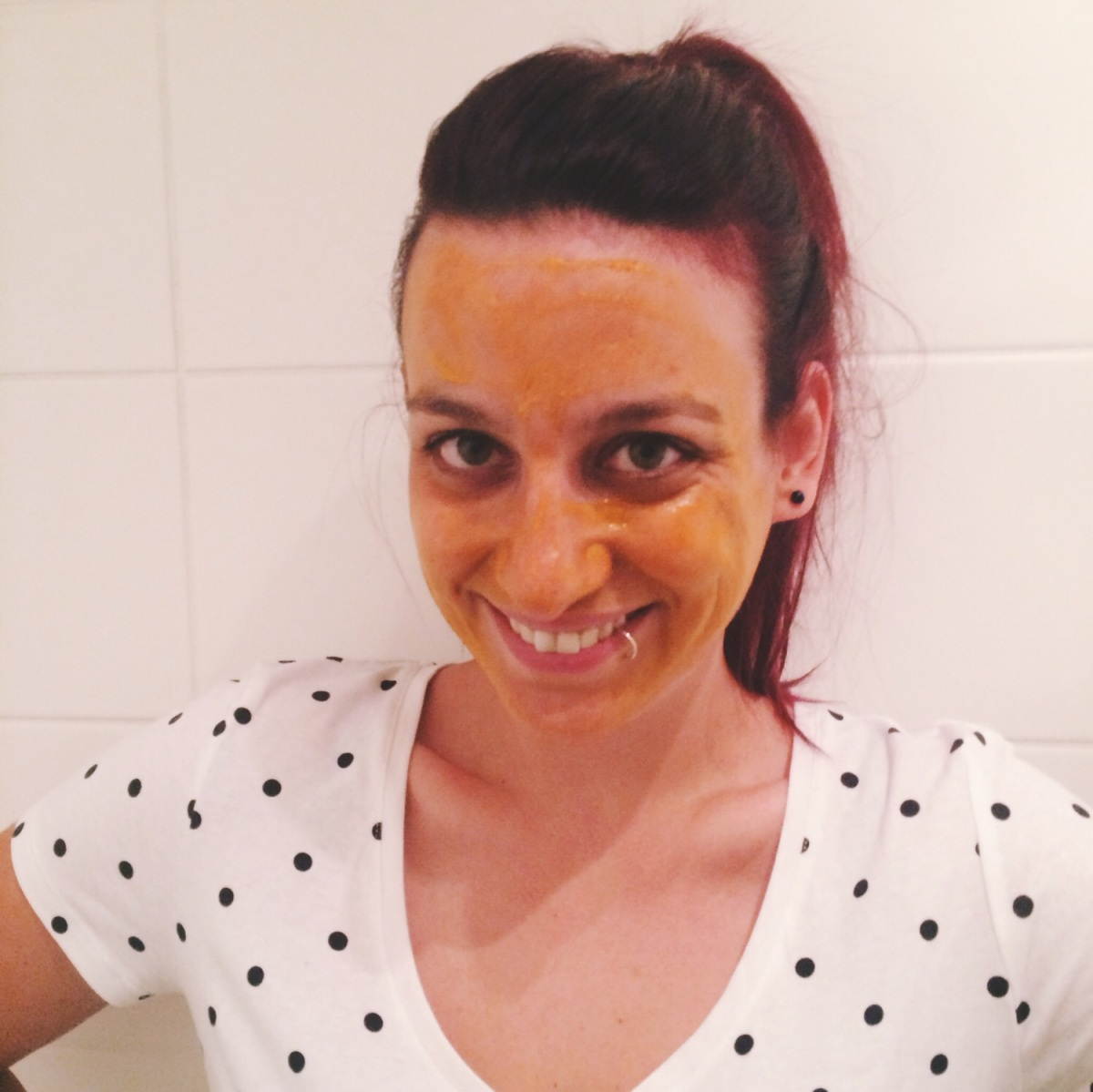 DIY Beauty: Turmeric Fask Mask