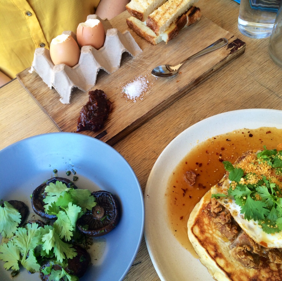 Brunch Club: Mary Street Bakery, Mount Lawley