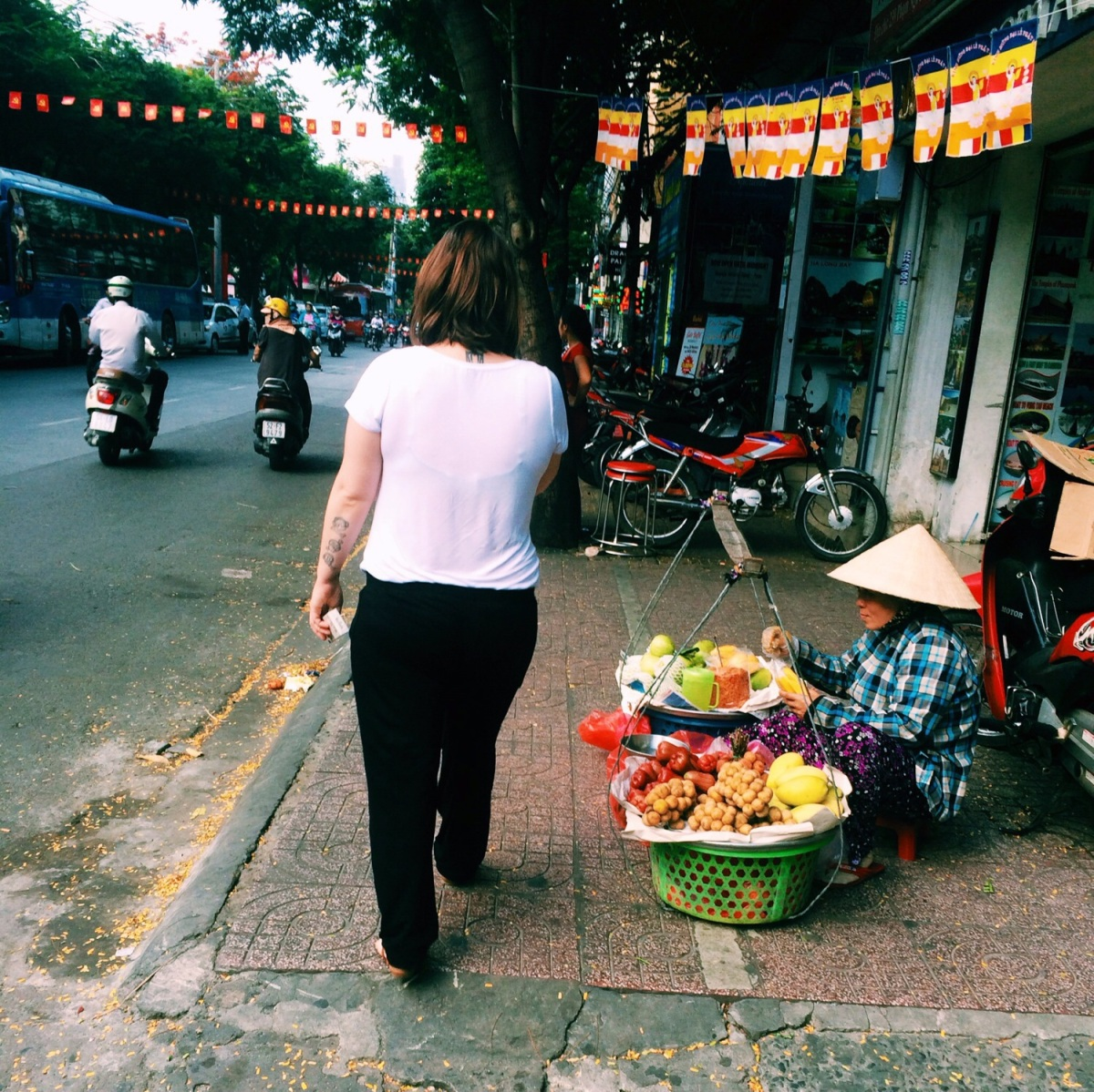 48 hours in Saigon