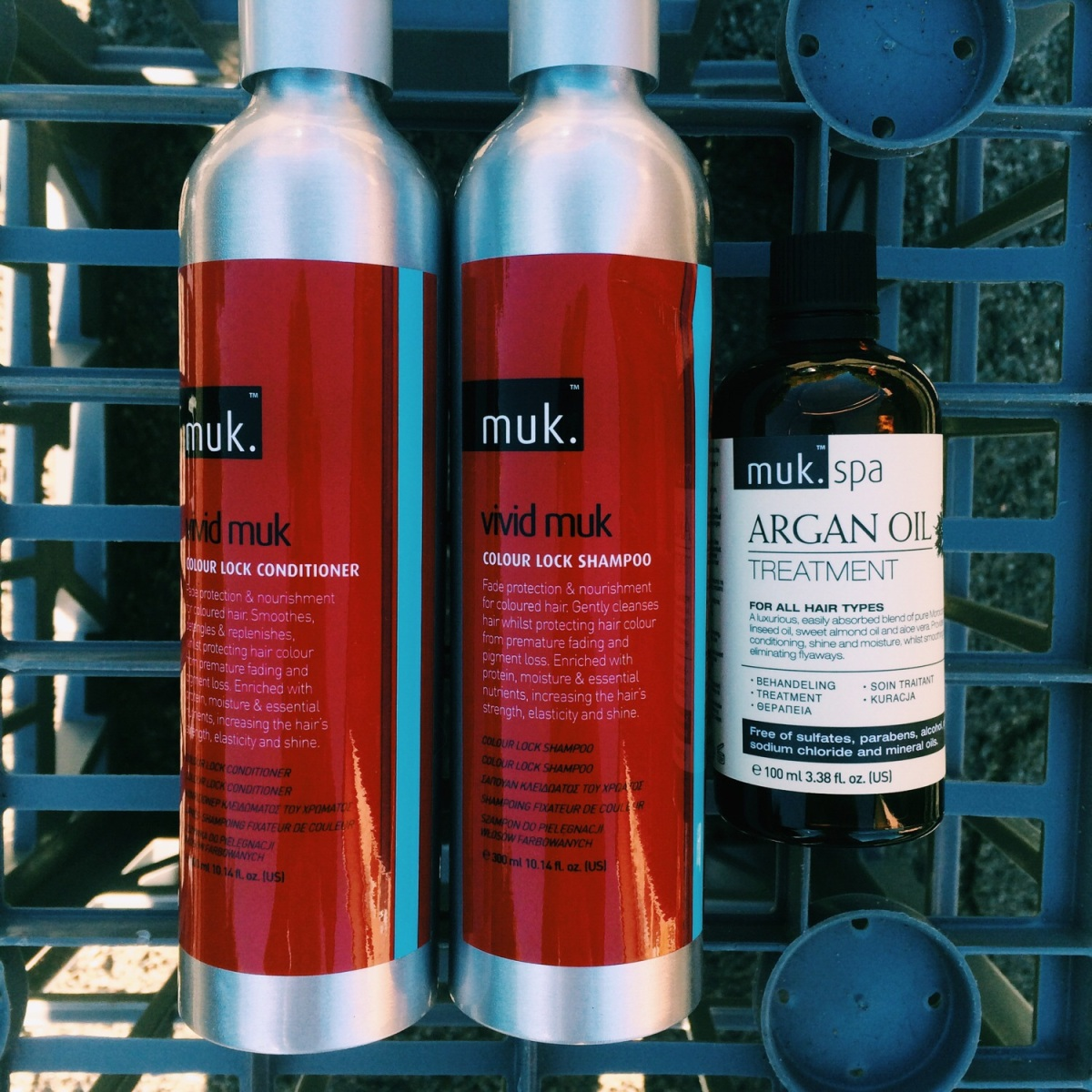 BEAUTY REVIEW: Muk Hair Care for a winter revamp