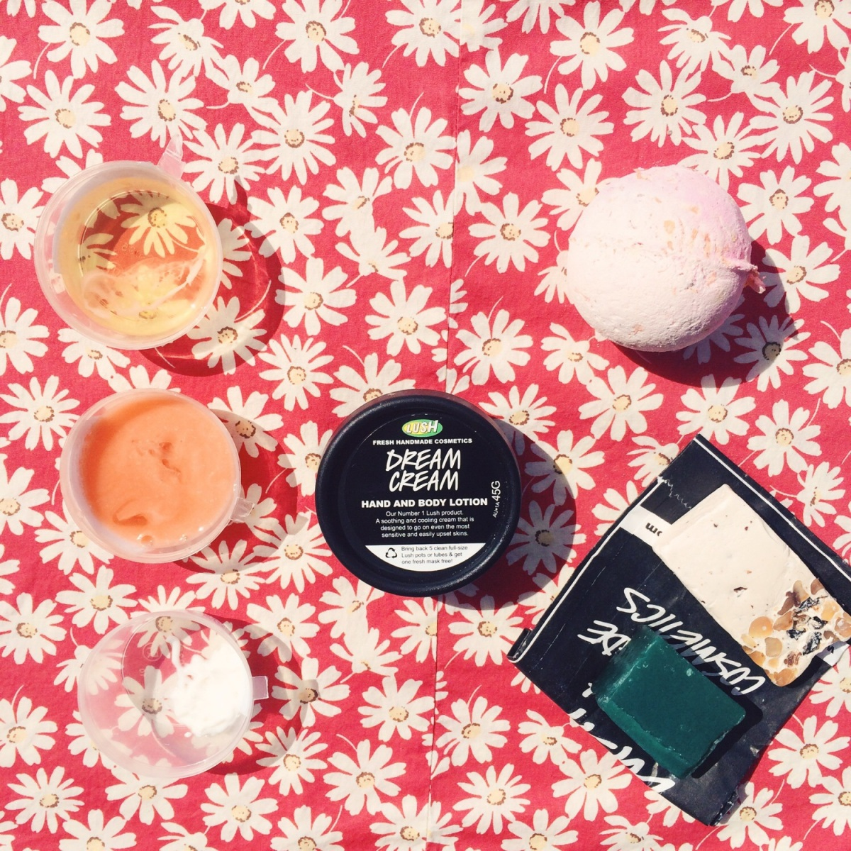 BEAUTY REVIEW: Lush Cosmetics for sensitive skin