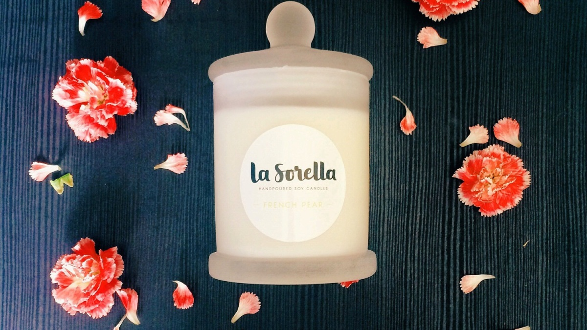 Like It Local Perth: La Sorella Soy Candles
